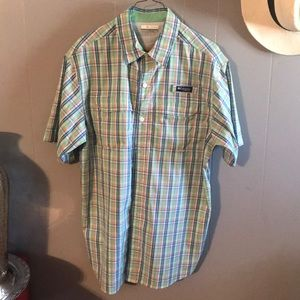 Columbia PFG fishing shirt